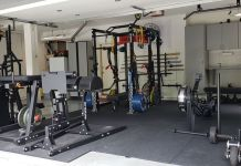 winter is here  5 ways to stay warm in your garage gym