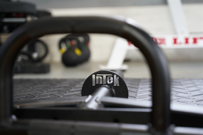 Intek ModF Bar - Collar 2 - Garage Gym Lab