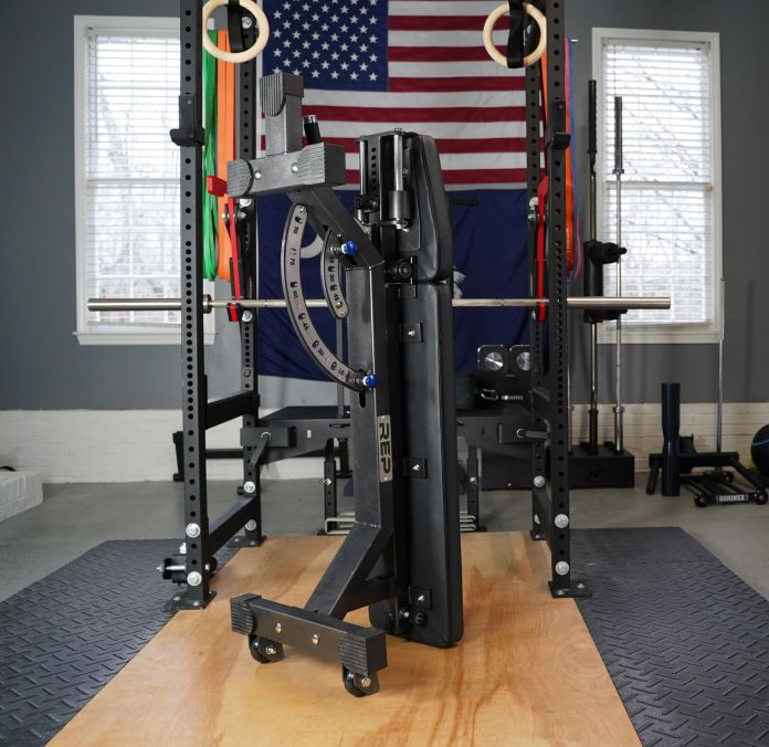 Rep Fitness AB-5000 Rep Adjustable Bench - Standing - Garage Gym Lab