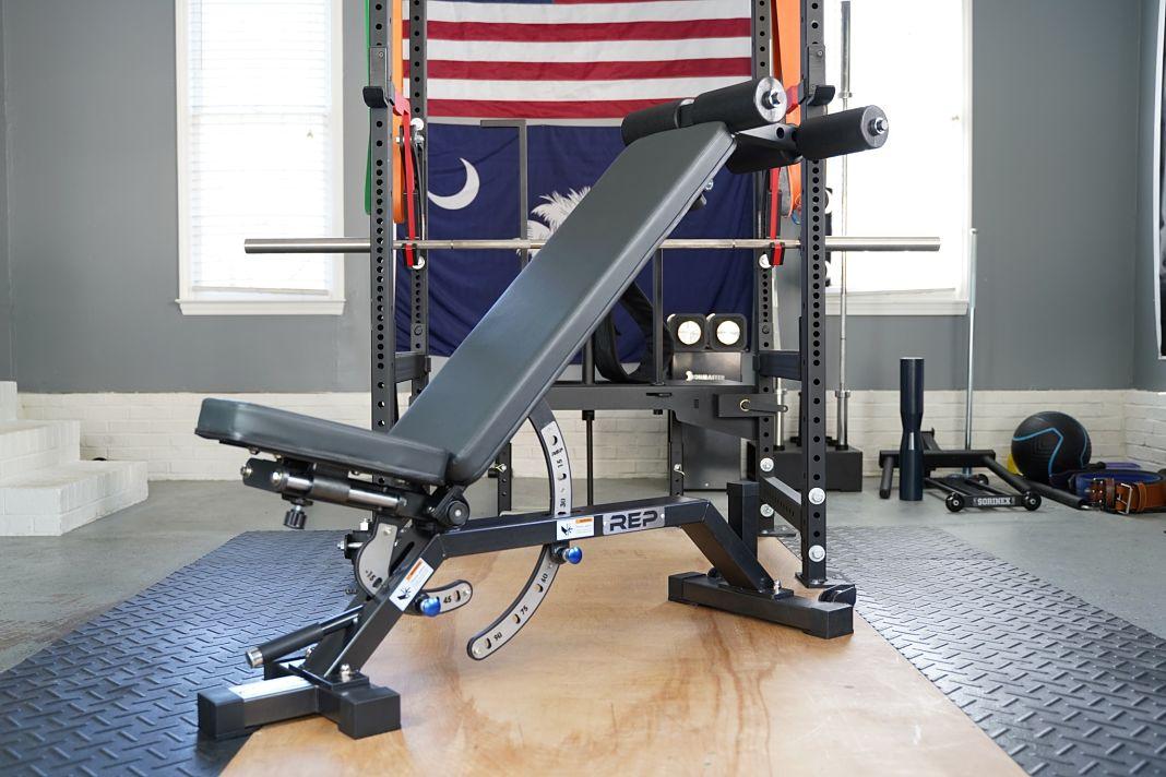 Rep Fitness Ab 5000 Zero Gap Adjustable Bench Review