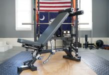 Rep Fitness AB-5000 Zero Gap - Cover - Garage Gym Lab