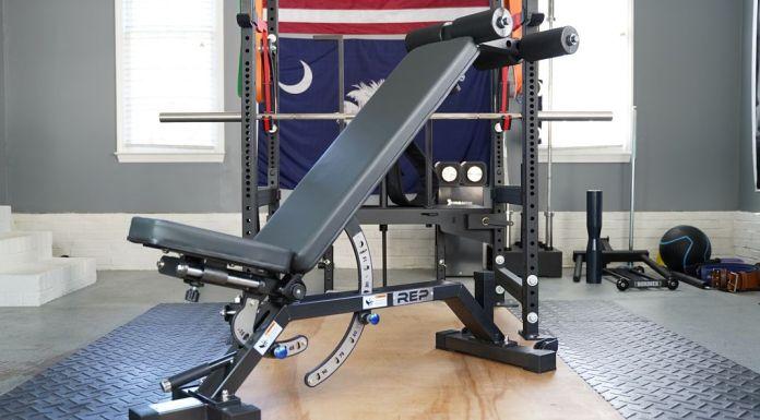 Rep Fitness AB-5000 Zero Gap - Cover - Garage Gym Lab