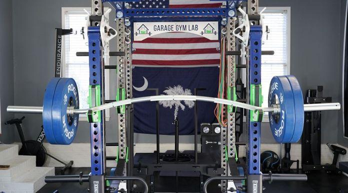 Vulcan Buffalo Bar - Cover - Garage Gym Lab