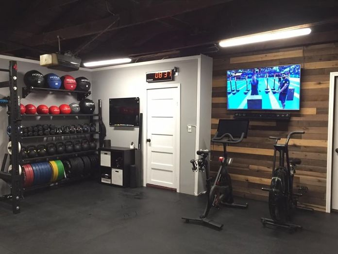 Step into hector s awesome garage gym garage gym lab