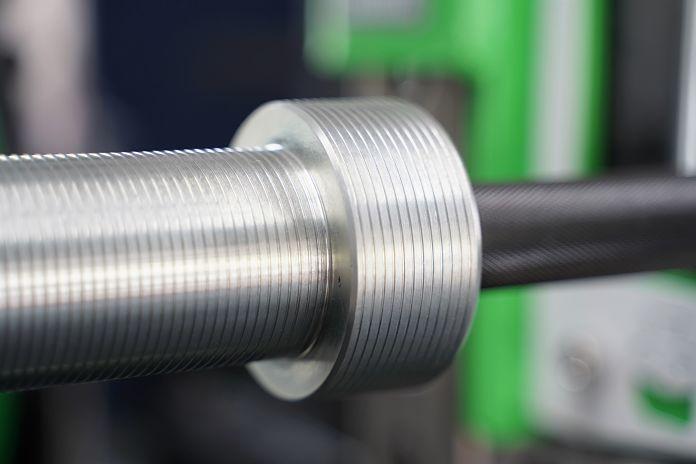 Bells of Steel Utility Bar - Collar - Garage Gym Lab