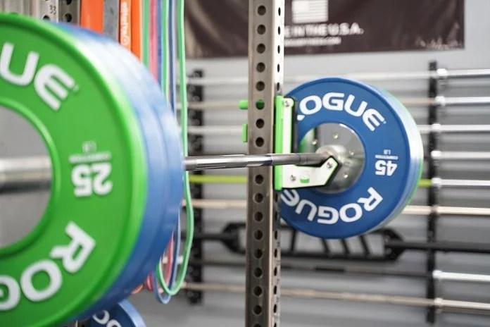 Bells of Steel Utility Bar - Loaded - Garage Gym Lab
