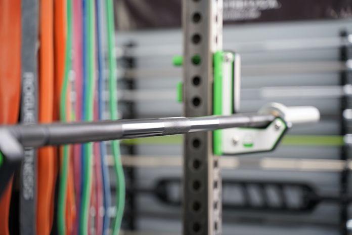Bells of Steel Utility Bar - Rack - Garage Gym Lab