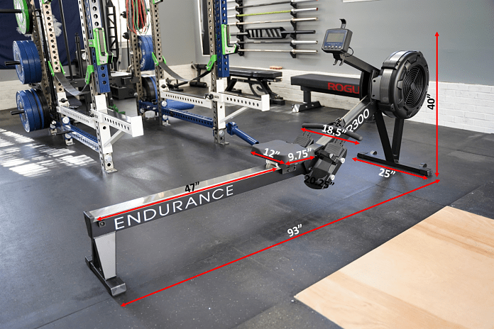 Body solid r rower review garage gym lab