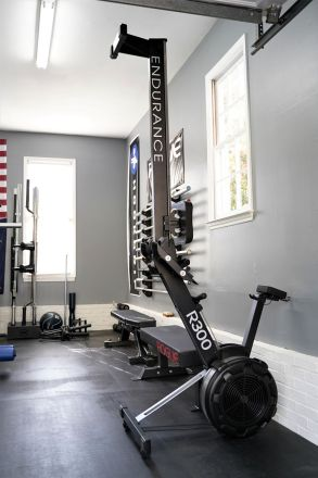 Body solid r300 rower review garage gym lab
