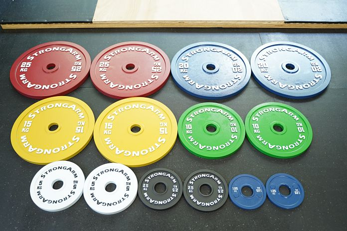 StrongArm Sport Calibrated Plate - All Weight - Garage Gym Lab