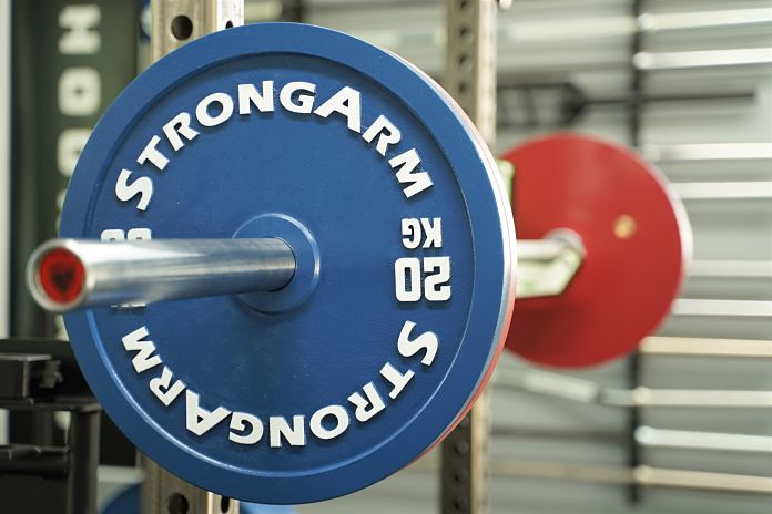 StrongArm Sport Calibrated Plate - Squat - Garage Gym Lab