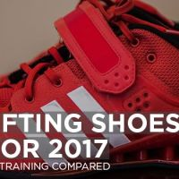 Best Weightlifting Shoes Review For 2017 – Top Shoes For Weight Training Compared