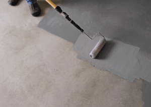 interior best painting concrete ideas floor colors for feature paint garage lowes