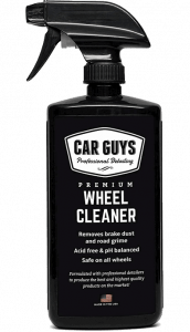 CarGuys Best Wheel and Tire Cleaner