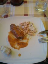 Tag 4: italienische Rindsroulade
