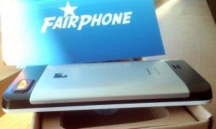 Das Fairphone 1, limited edition