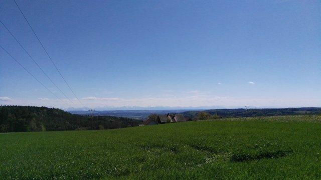 Bergblick vom Ranzenberg