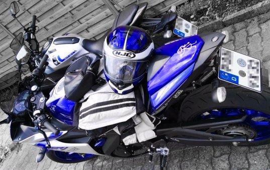 Kleine und leichte Motorräder Teil 2
