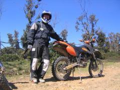 KTM Adventure Tours Toskana Mare 2005
