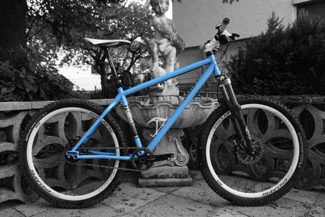 2Souls Cycle Custom Hardtail