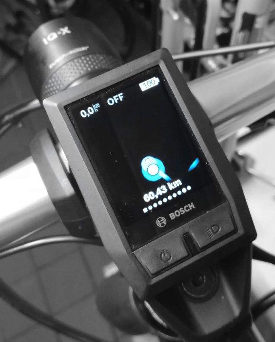 Kiox Display: Navigations-Screen
