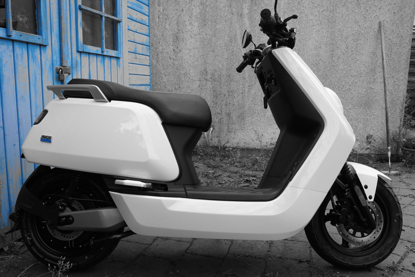 NIU MQI E-Scooter
