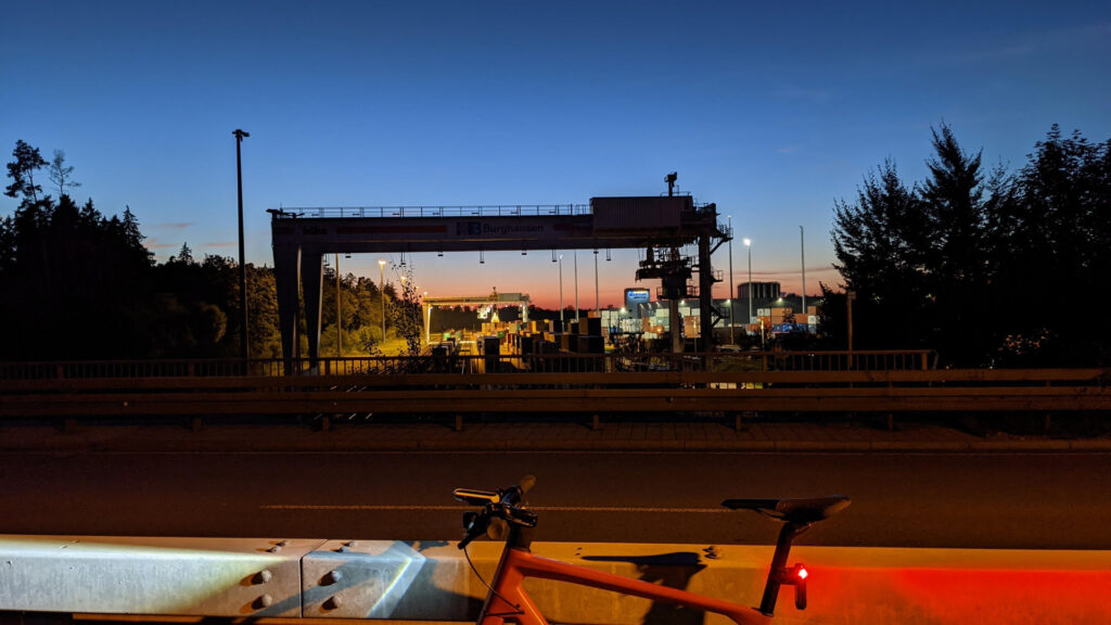 Containerbahnhof Burghausen, BMC Alpenchallenge Amp