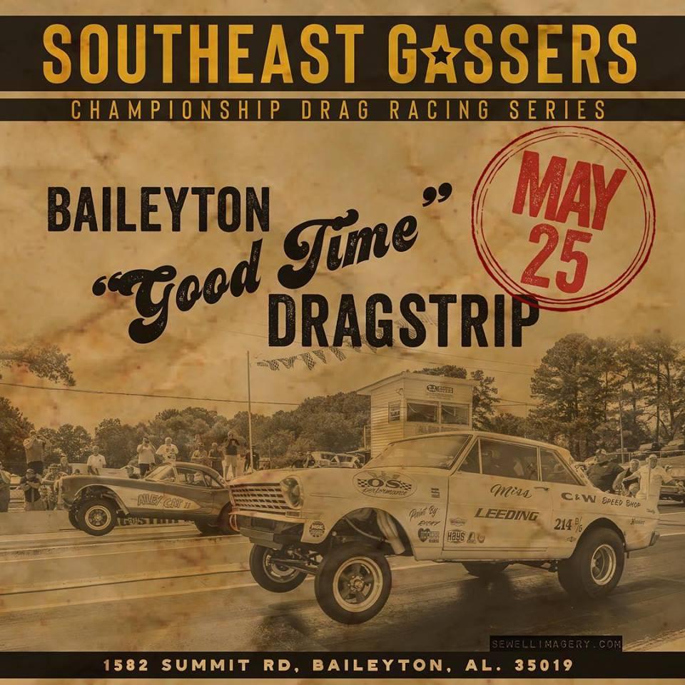 Southeast Gassers | Garage No  7