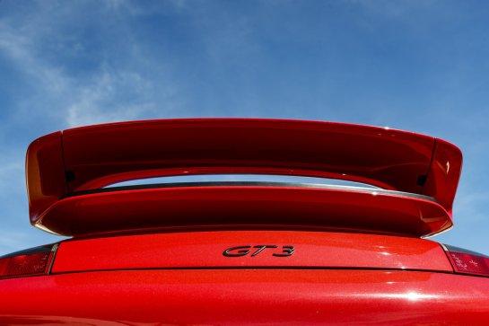 Porsche 911 GT3 (996.1 – 1999 -2000)