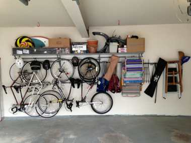 Garage-Shelving-Bike-Storage