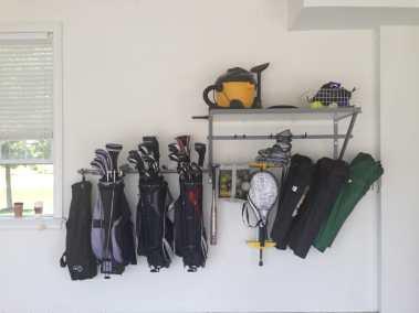 golf-equipment-storage-organization