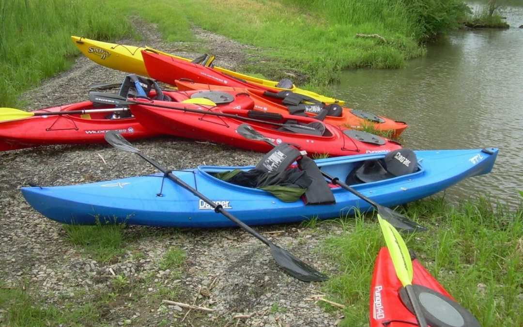 Tips on Enjoying and Storing Your Kayak