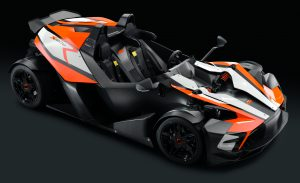 KTM X-BOW Limited #4