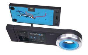 SkyDrop Smart Watering System Panel