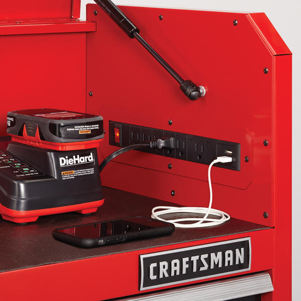 The New 52 Quot Heavy Duty Craftsman Tool Chest Plus