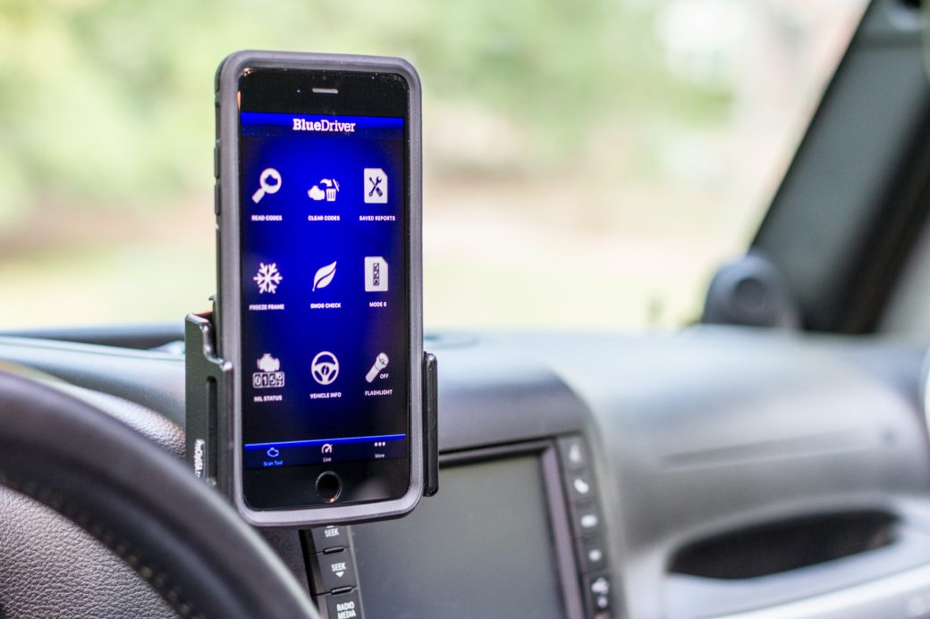Hands On: BlueDriver Bluetooth OBDII Scanner