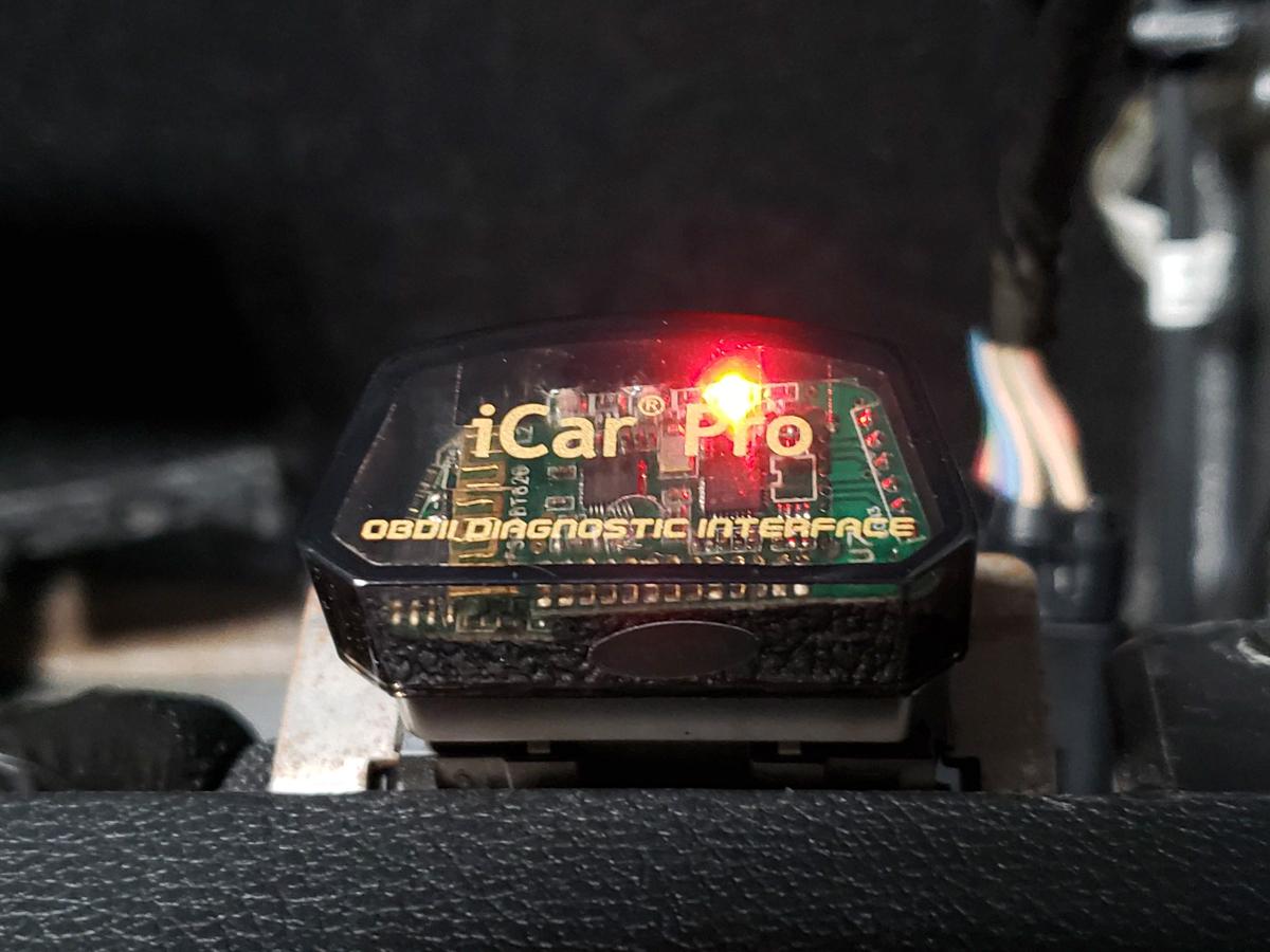 Vgate Icar Pro Bluetooth Obdii Diagnostic Scanner