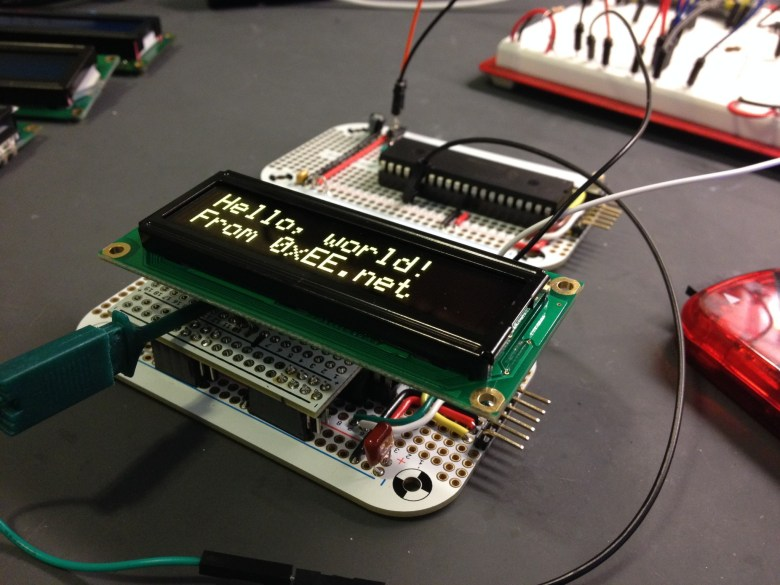 PIC talks UART • Garage Tech