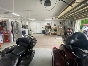 Garage Rehab