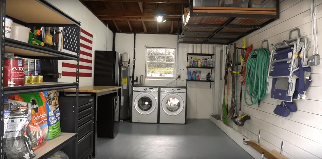 Classic Garage Rehab