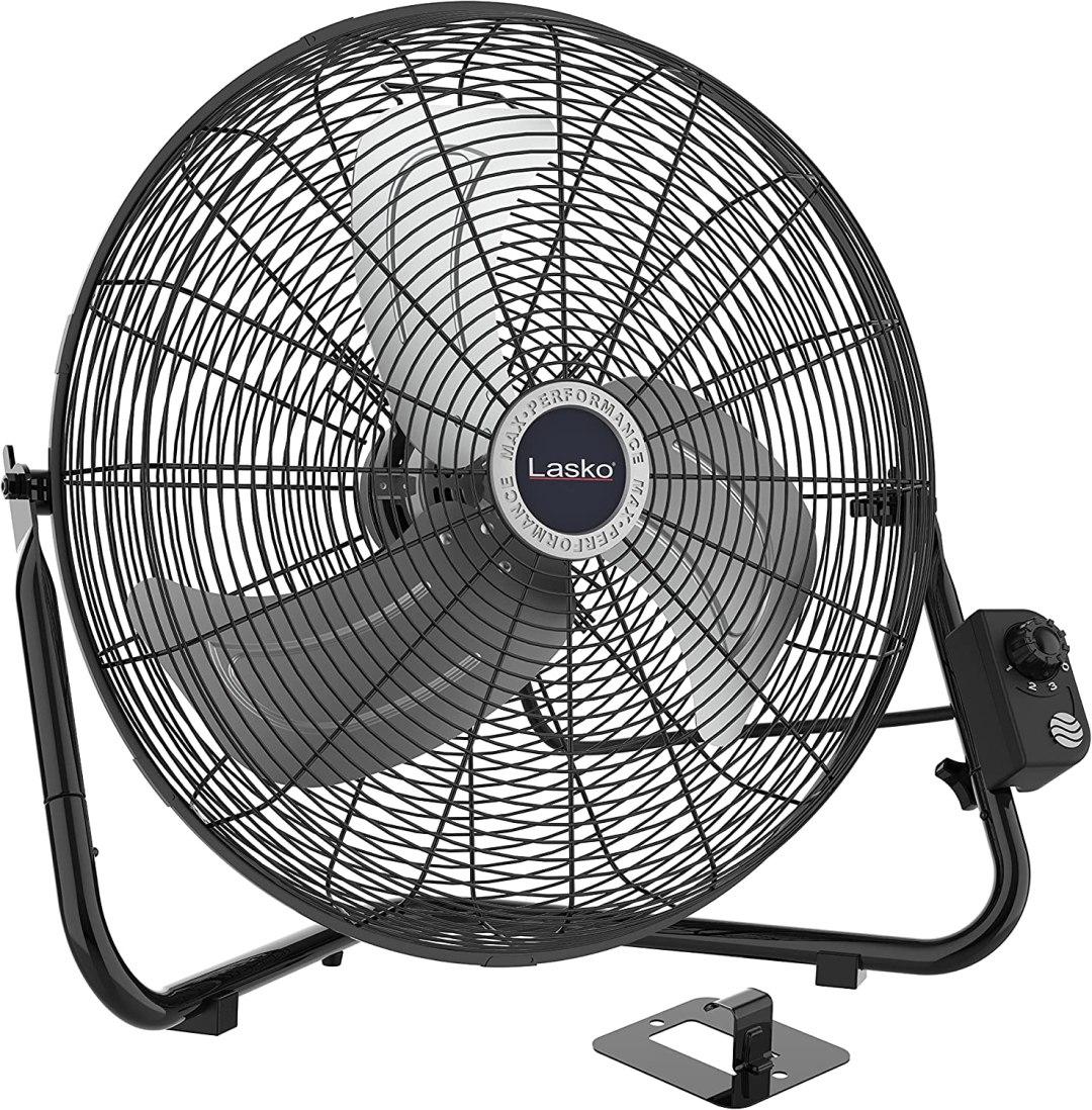 garage high velocity fan