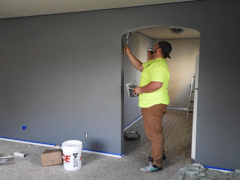 garage wall paint ideas