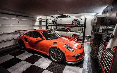 How to Install Interlocking Floor Tiles in Your Garage