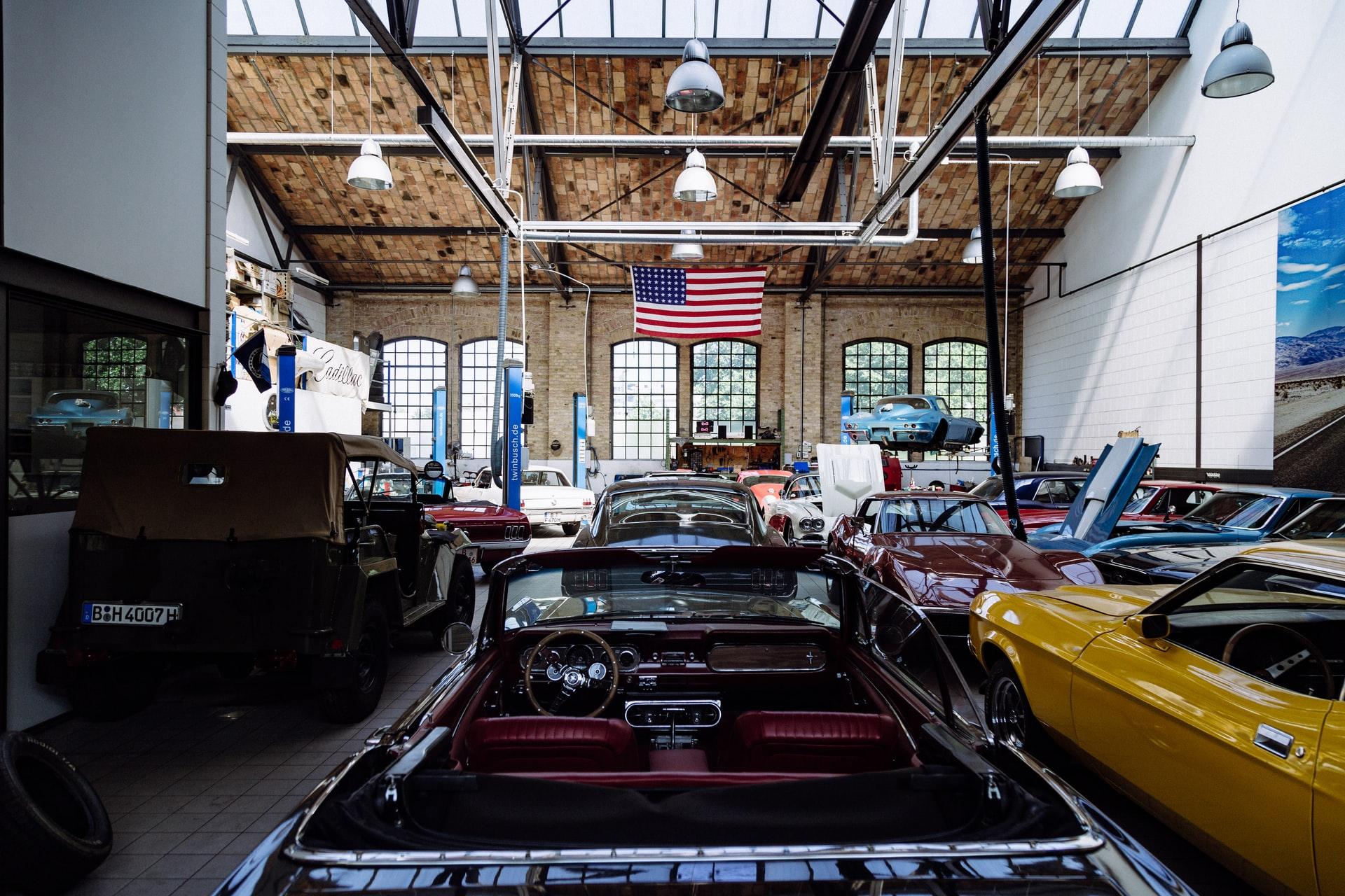 Black Friday deals for garage