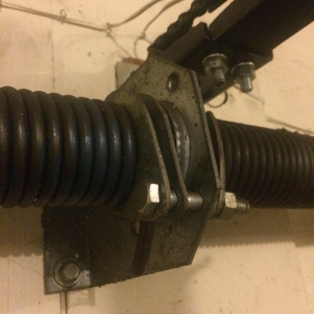 garage door repair - springs and all