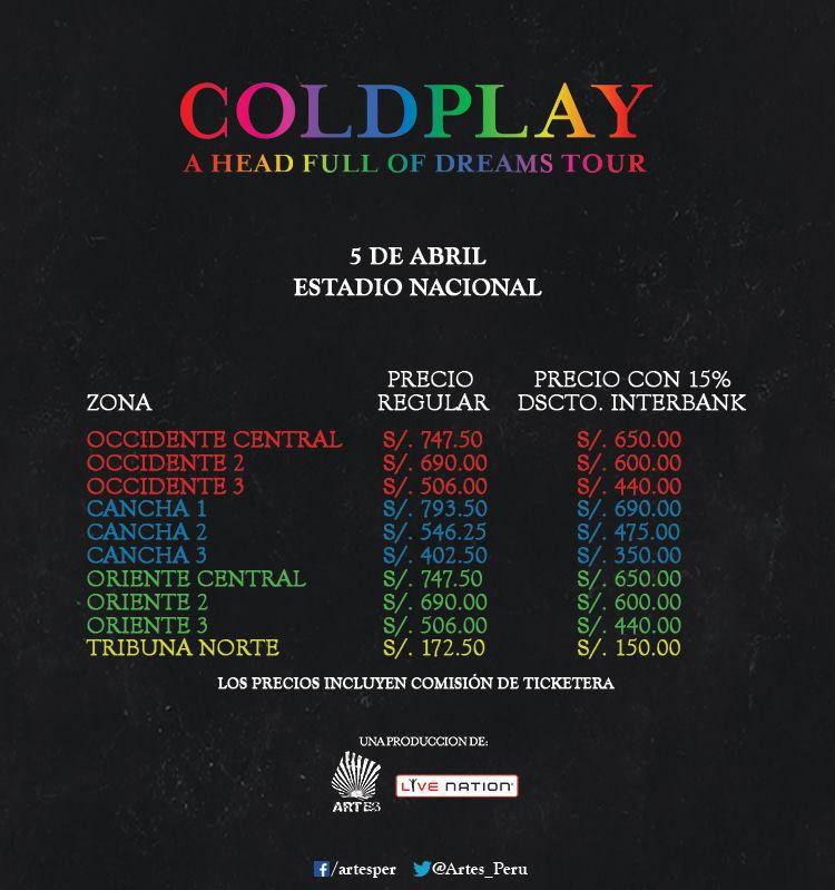 precios-coldplay
