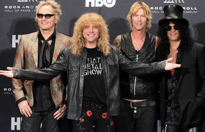 Ex baterista Steven Adler fue hospitalizado tras apuñalarse — Guns N' Roses