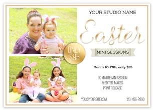 Easter minisession 2