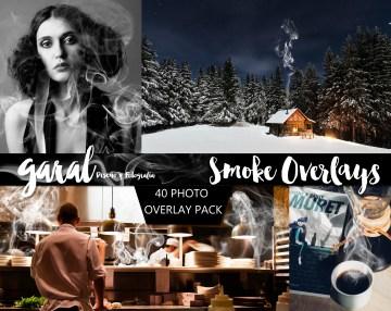 SMOKE OVERLAY PACK