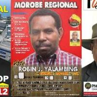 PNG Election 2012 Candidate List